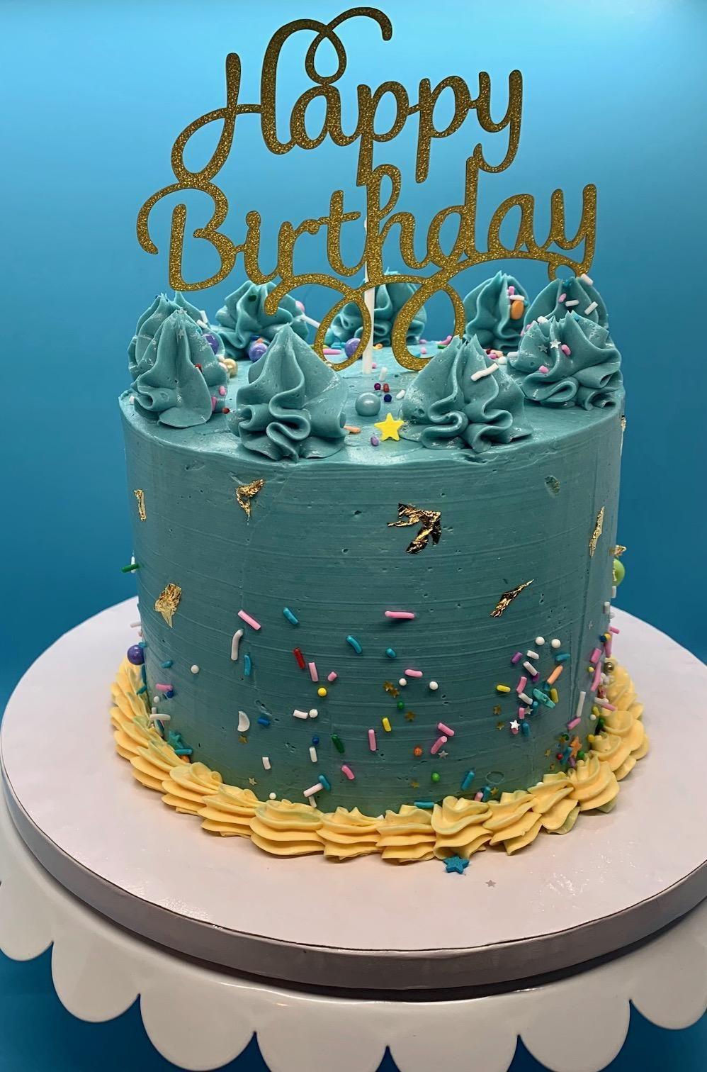 Happy Birthday Cake Topper Happy Birthday Cakes Happy Birthday Cake Topper Cake For Husband