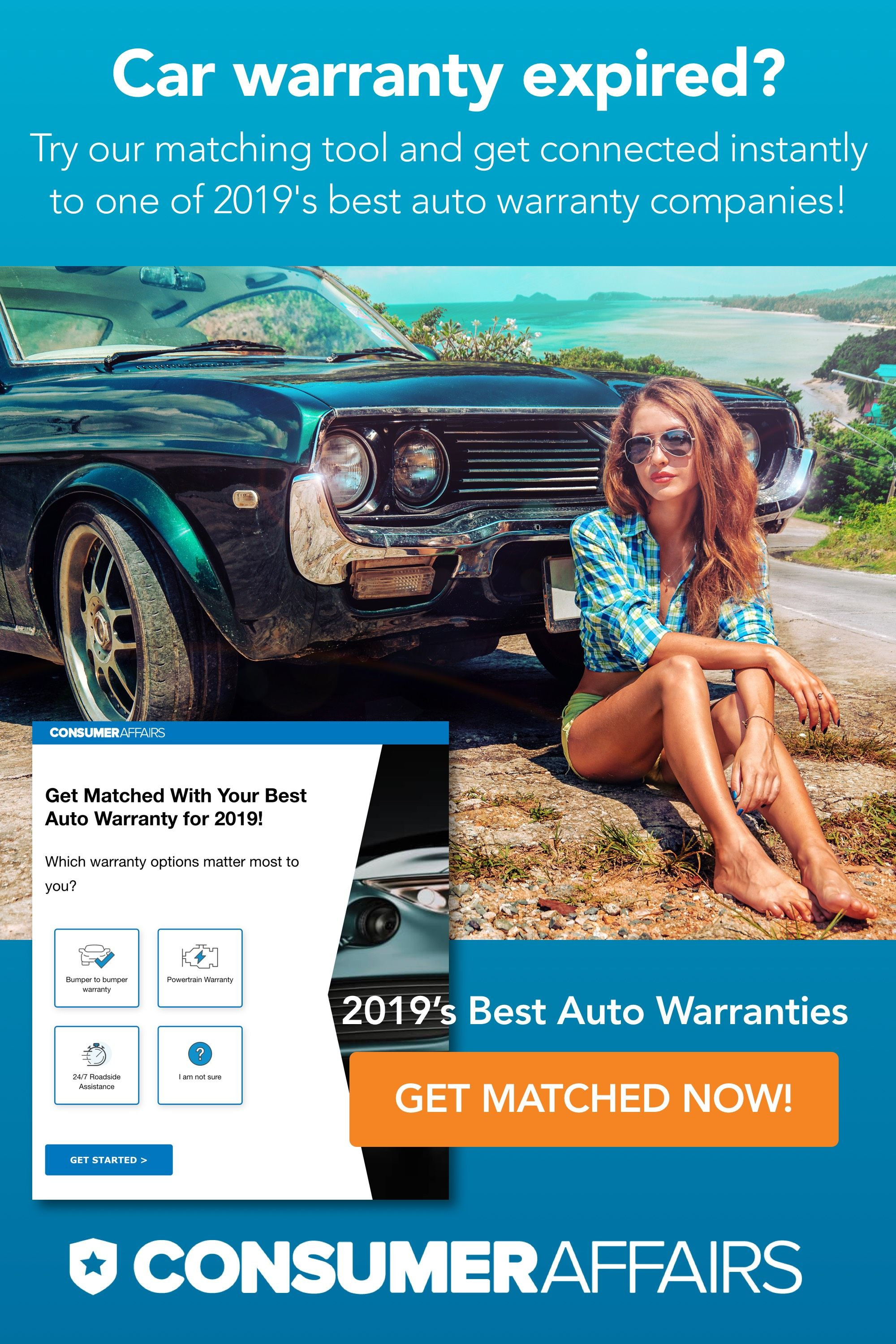 Car Warranty Expired Get Matched To One Of 2019 S Best Auto
