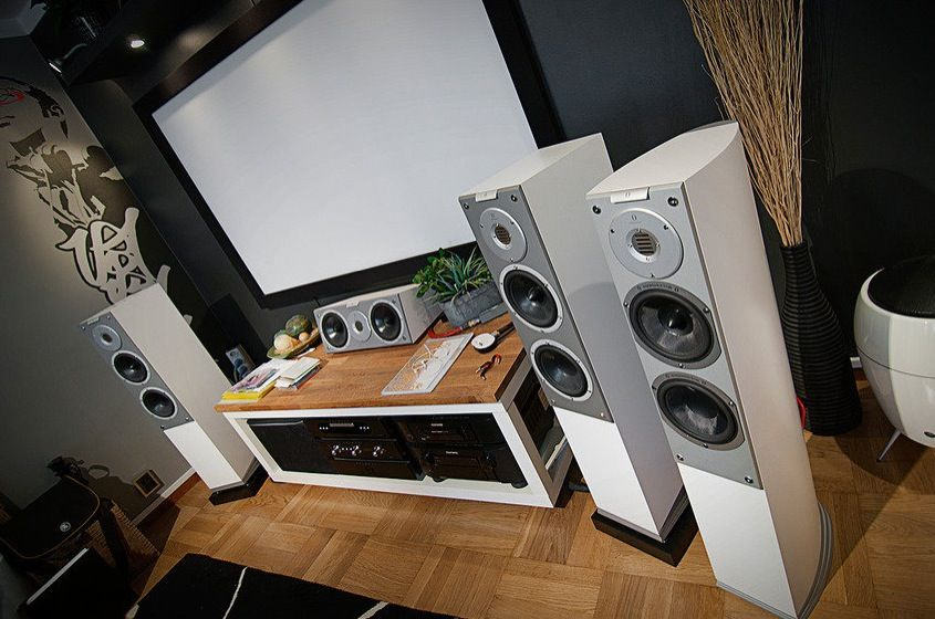 Home Audio Design. The Complete and Sophisticated Home Entertainment Designs  Wonderful Audio Setup Design A Massive Wallpaper 7