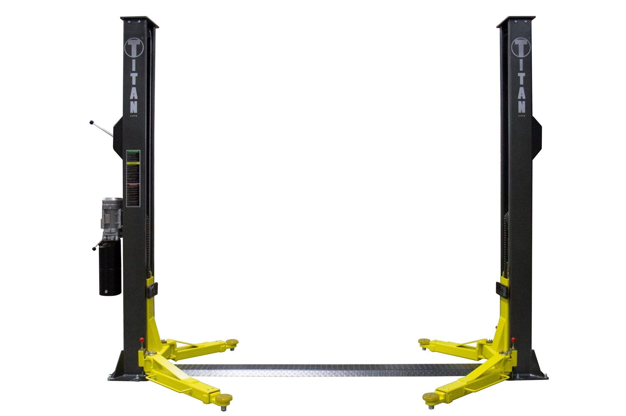 Titan PREMIER Series Floorplate 2Post Lift HD2P9KFP