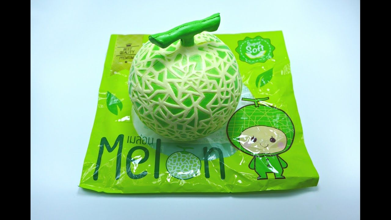 Squishy And Slime : Chawa Melon Squishy squishys Pinterest Squishies, Slime and Toy