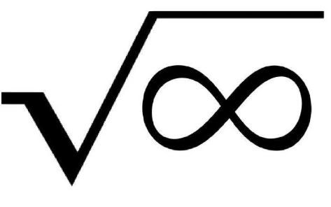the square root of infinity