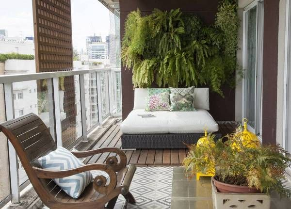 Wonderful Balcony Design Ideas
