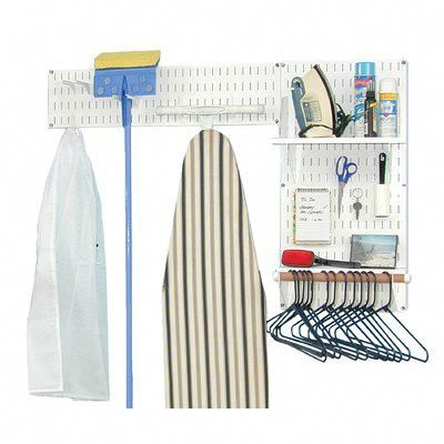 Arrange A Space Heavy Duty Laundry Room Organizer Arrange a Space Heavy Duty Laundry Room Organizer Storage And Organization wayfair storage and organization