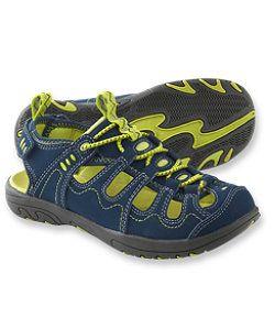 #LLBean: Kids' Explorer Sandals
