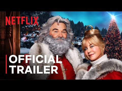 The Christmas Chronicles 2 Starring Kurt Russell Goldie Hawn Official Trailer Netflix Youtube In 2020 Official Trailer Netflix Christmas Movies Goldie Hawn