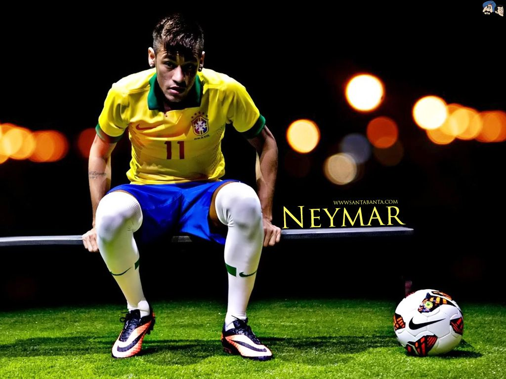 Neymar Wallpaper HD By ATGraph On DeviantArt 1024x768 53 Wallpapers