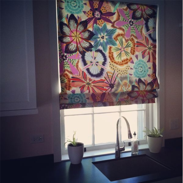 Im not sure where these would go, but love! Maybe a crazy print like this in Lucys room?