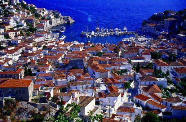 Greek Islands: Hydhra (Ydhra)