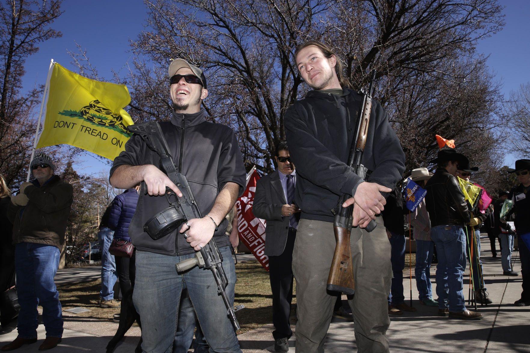 America Desperately Needs To Disarm