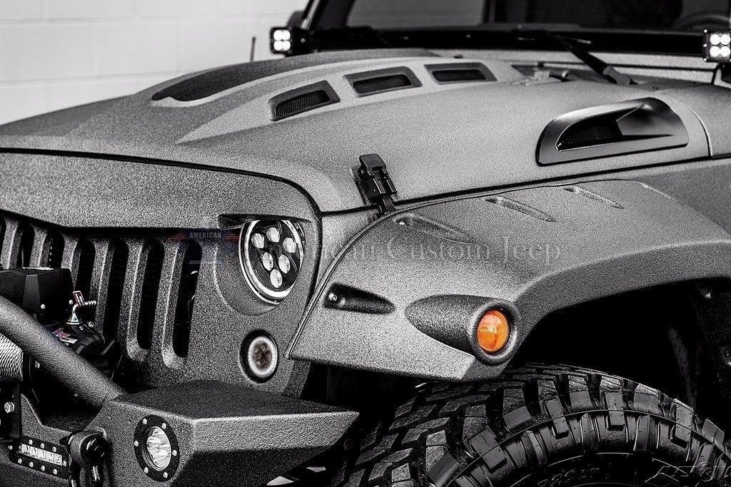 2017 Jeep Wrangler Custom Unlimited Sport Utility 4 Door 2017
