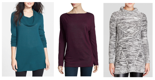 Ask Belle: Tunic Sweaters for Winter