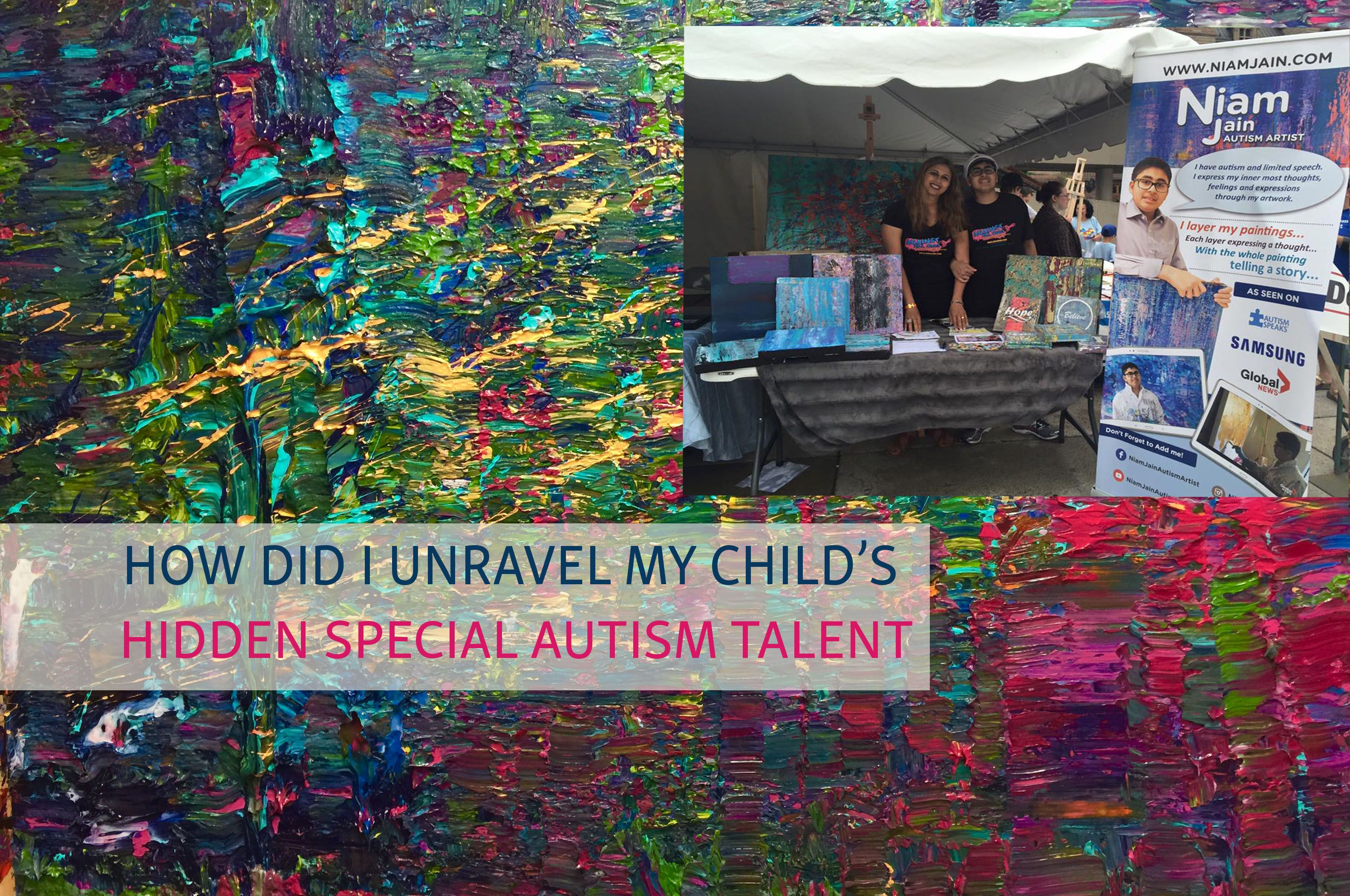 """I feel this title """" How Did I Unravel My Child's Hidden Special Autism Talent?"""" is a very controversial title to me as a parent. Why did I write it? I want"""