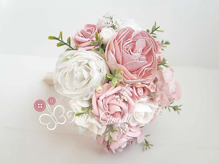 Bouquet Sposa Peonie.Tantissimi Esempi Di Bouquet Di Peonie E Rose Eleganti E Originali