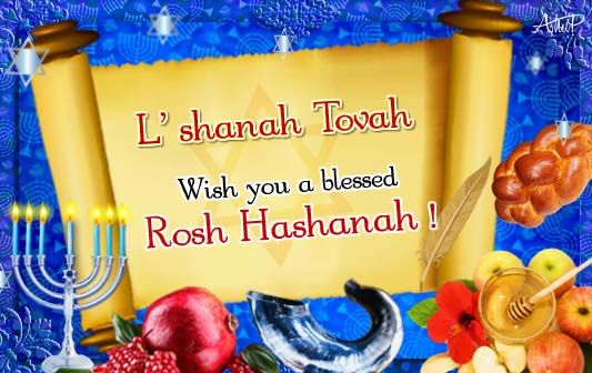 As we prepare to welcome days of awe lets kindle the true spirit warm sweet rosh hashanah wishes m4hsunfo