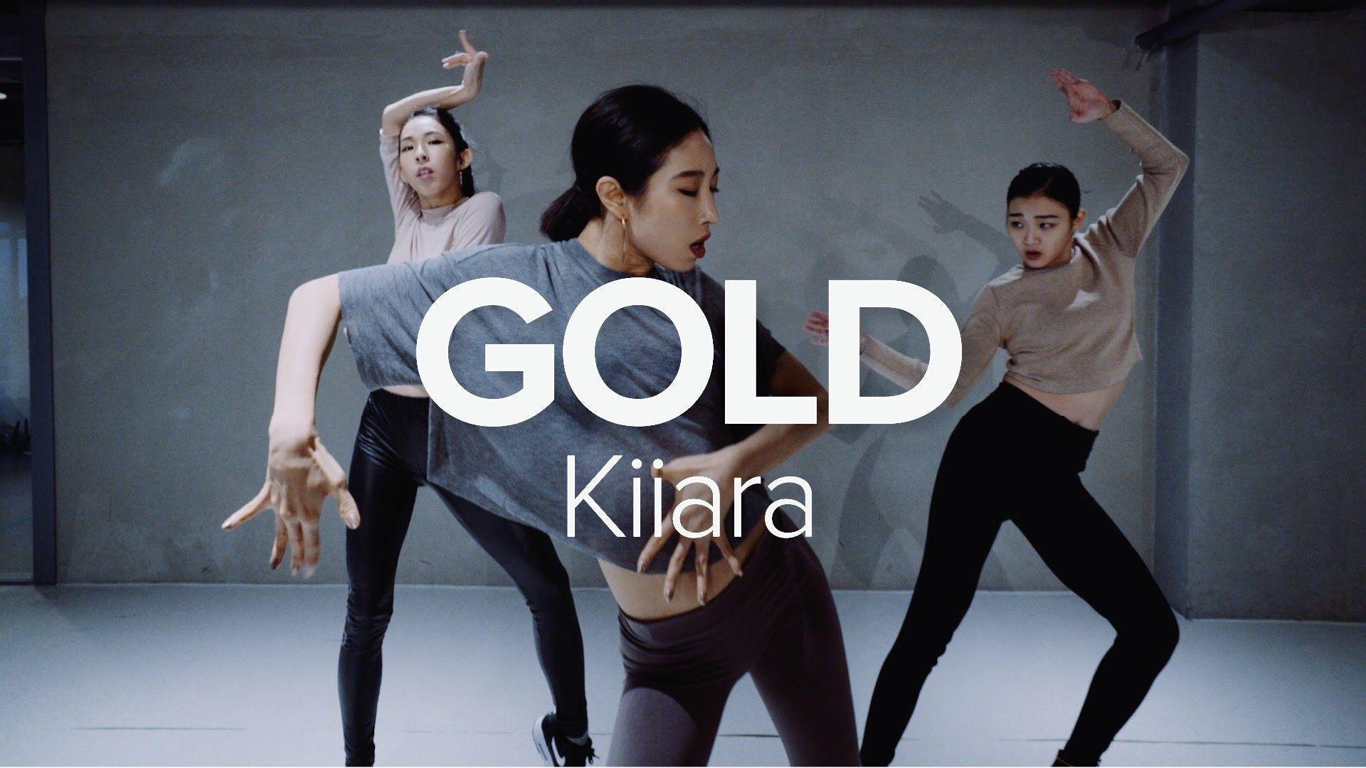 Lia kim teaches choreography to gold by kiiara learn from lia kim teaches choreography to gold by kiiara learn from instructors of 1million dance studio baditri Images