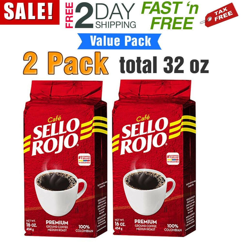 Cafe sello rojo best selling coffee brand colombia premium