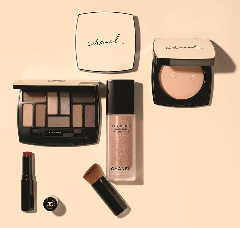 Chanel Les Beiges Summer 2019 Collection With Images Makijaz