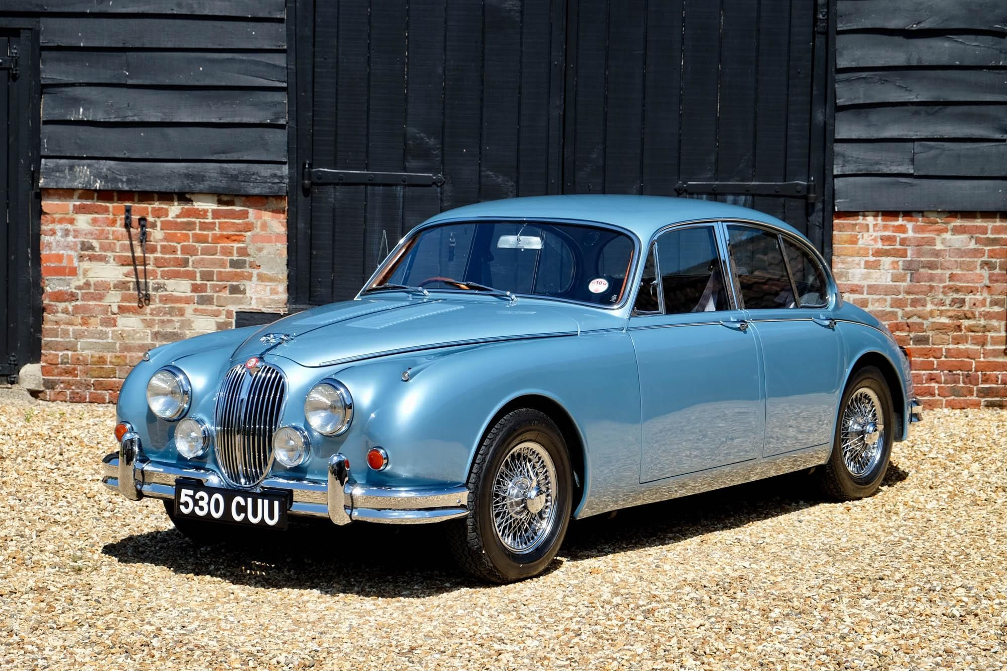 1961 Coombs Jaguar Mk2 3 8 In 2020