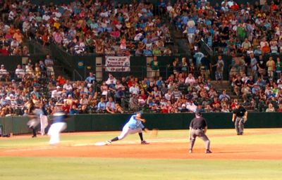 City of Myrtle Beach Photos of the Week.  It's downright fun to go to a Pelicans Baseball game!