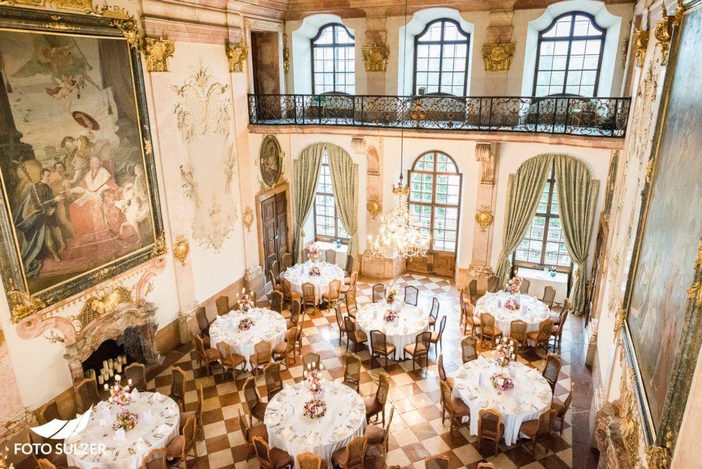 Hochzeit Schloss Leopoldskron Und Kollegienkirche In Salzburg