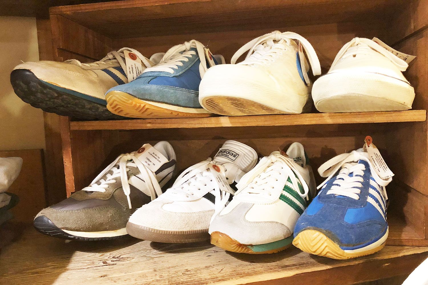 Vintage sneaker shopping guide to Tokyo