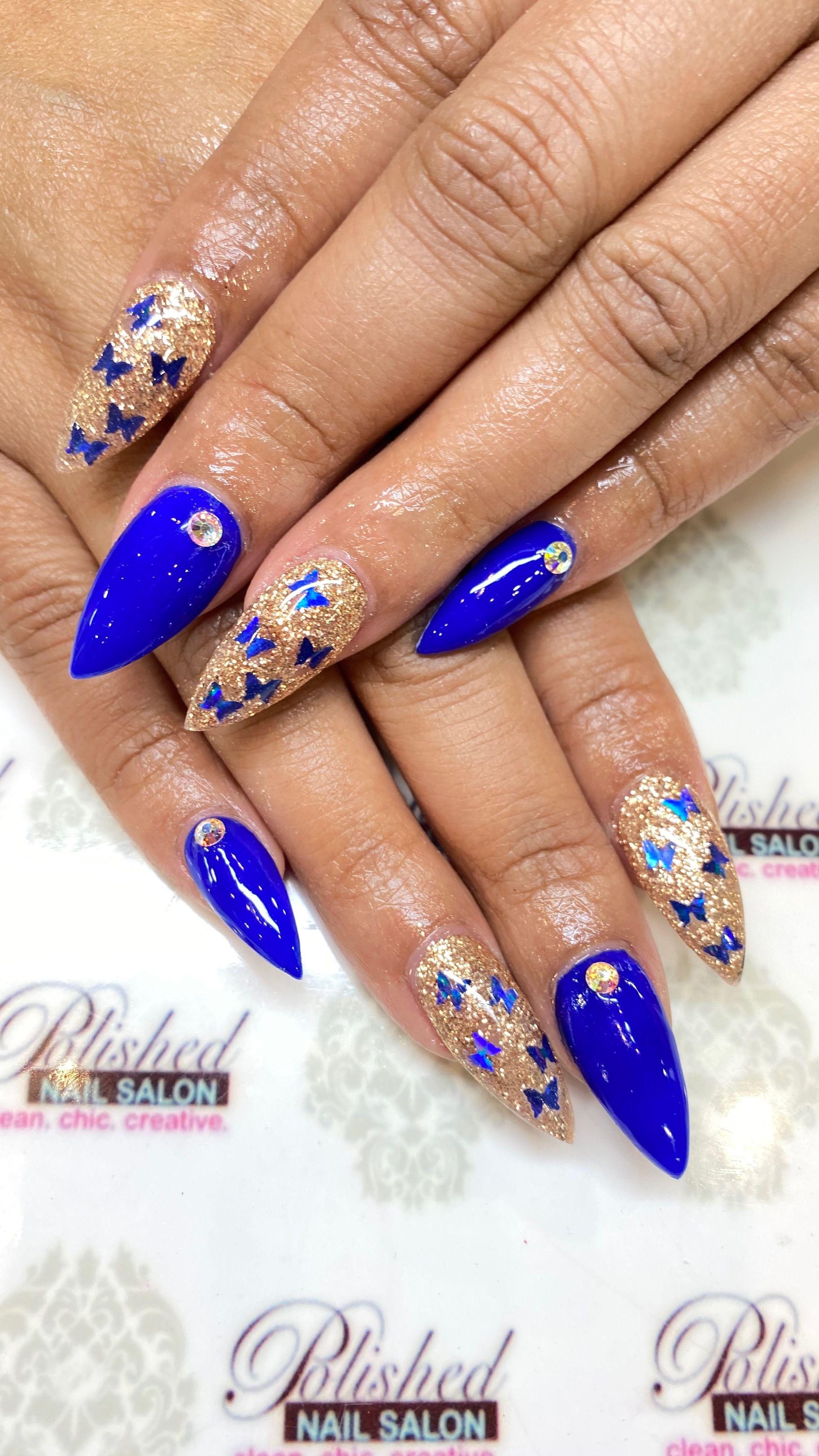 Polished Nails Salon | Clean. Chic. Creative.