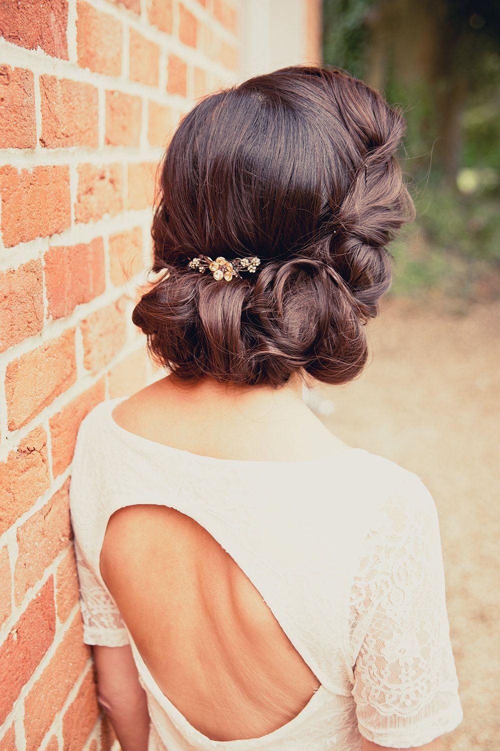 beautiful wedding updos: 17 inspirational styles for your big day