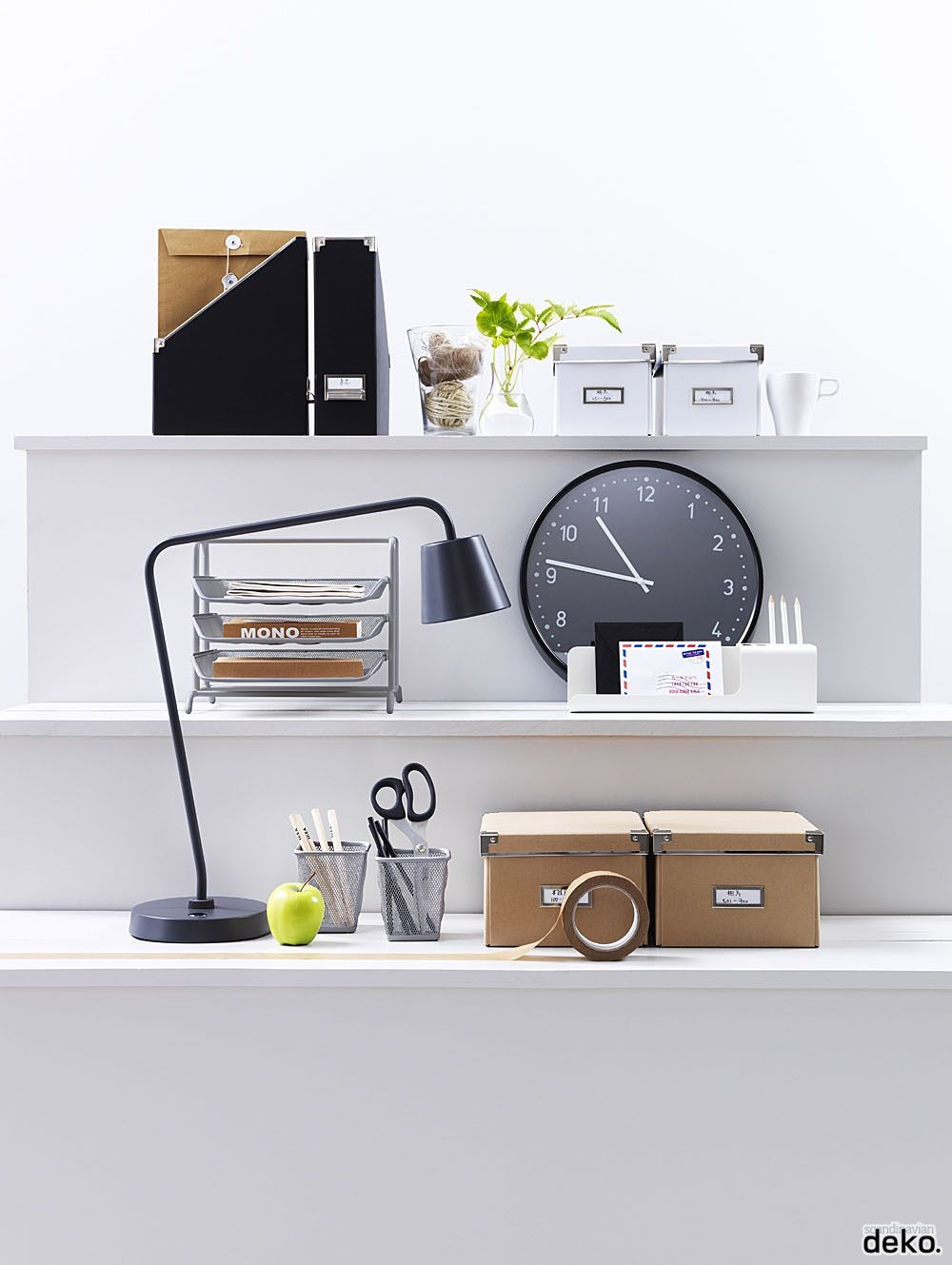 home office elements from IKEA CATALOGUE 2013