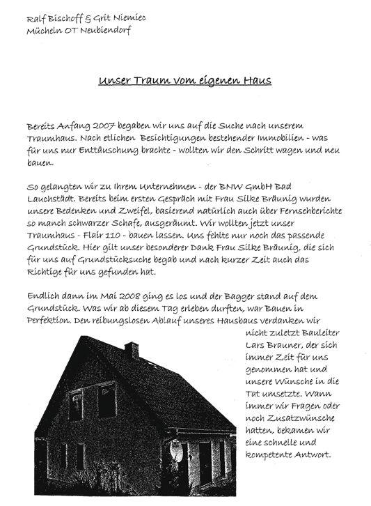 zufriedener bauherr familie bischoff niemiec aus 06249 m cheln bauherren erfahrungen mit. Black Bedroom Furniture Sets. Home Design Ideas