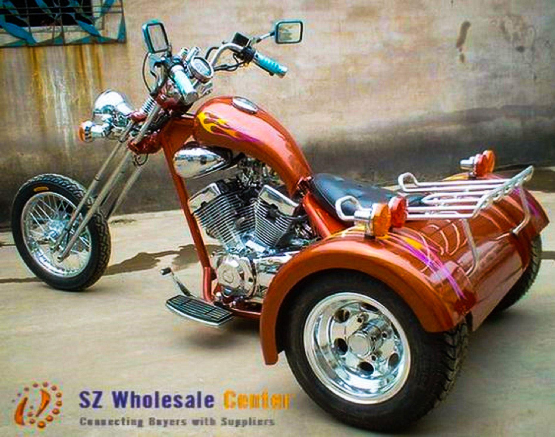 Chopper trike standard engine 110cc 125cc 150cc 200cc 250cc custom trikes xflitez Gallery