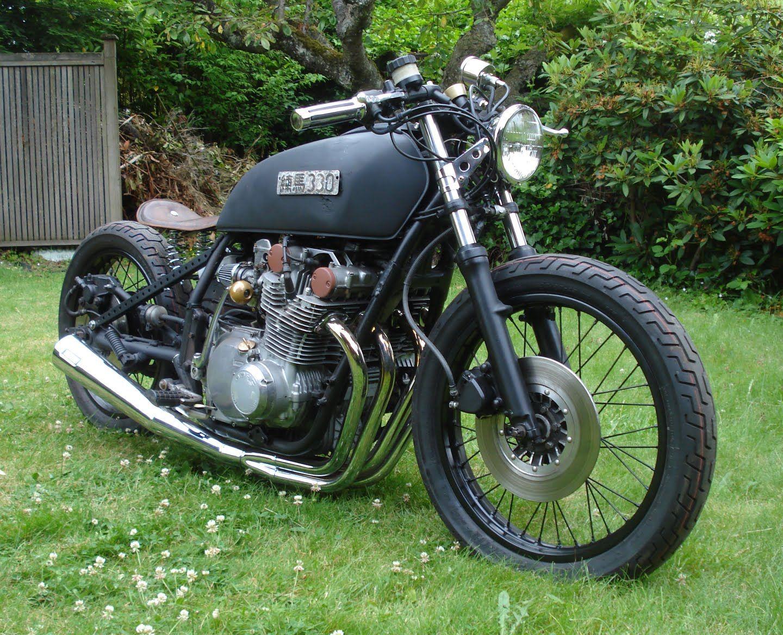 Suzuki Gs750 Moto Pinterest Motorcycle Bike And Bobber Bikes