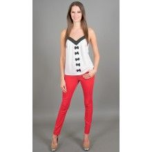 in love!! Bows Will Be Bows Tank - $40.00