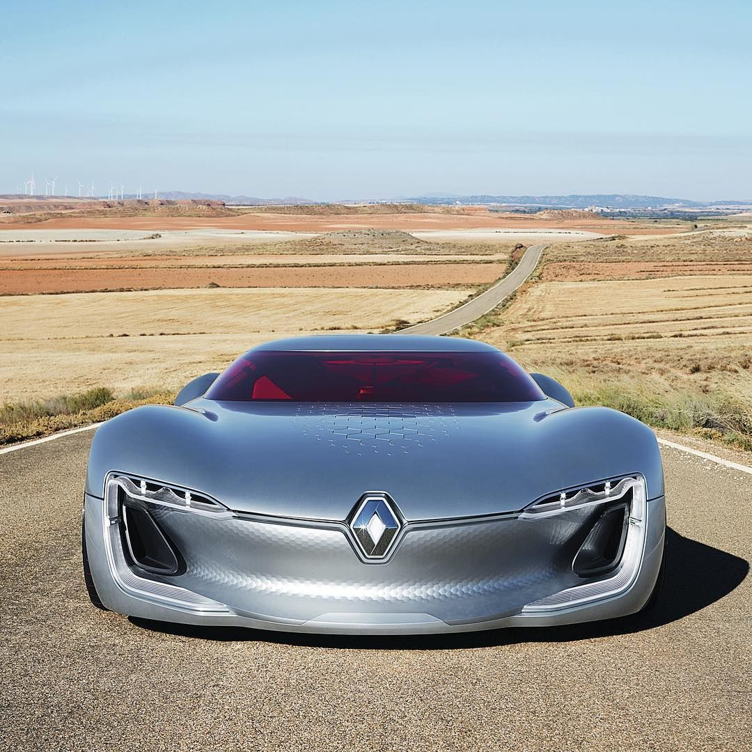 Renault Trezor Price Tag: Futuristic Cars Don't Have To Look Like Rice Bubbles On