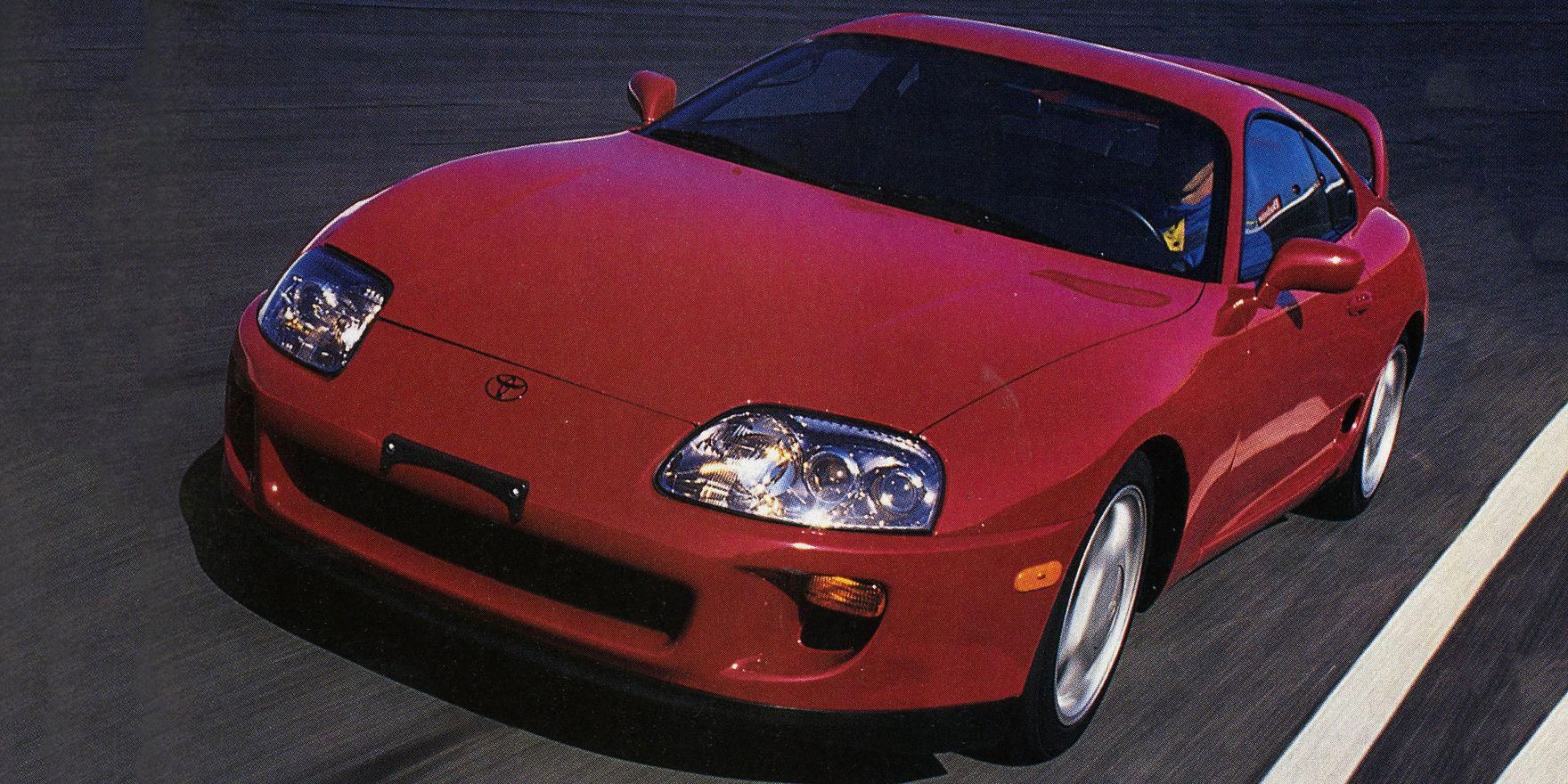 Toyota Supra Turbo (A80) (1993) Need for Speed (1994