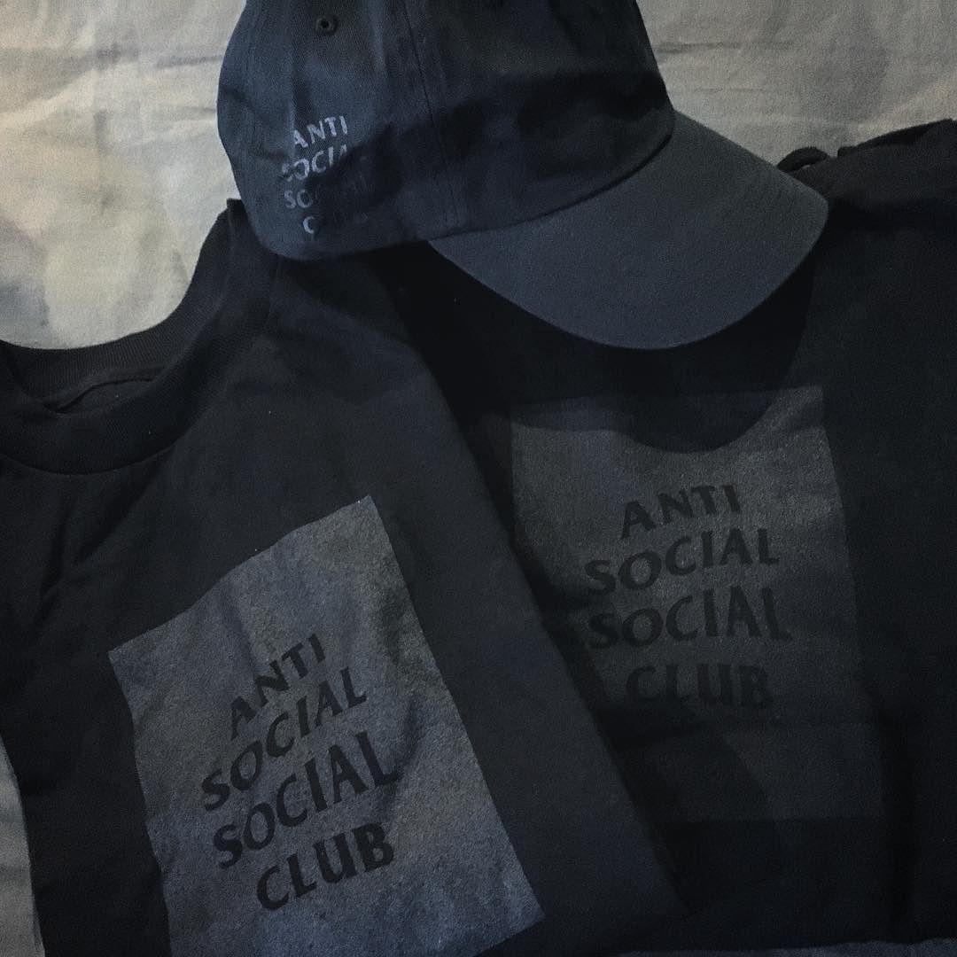 3b39849cae50 Anti Social Social Club Black Pack ----  strictlyds ----   antisocialsocialclub  assc  asschoodie  tripleblack  hypebeast  neeklurk   blackpack  blackhoodie ...