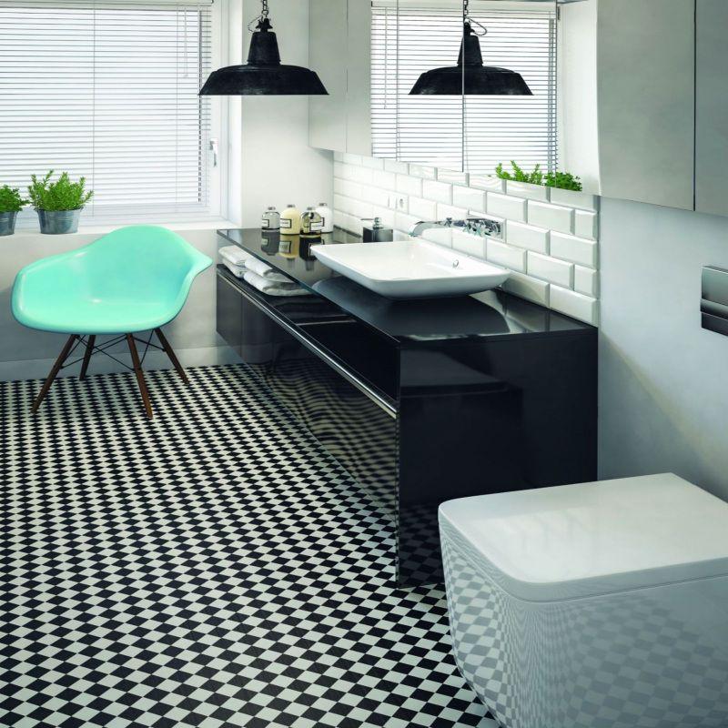 Pin By Prtha Lastnight On Salle De Bain Design Photo Pvc Flooring Lino Design Trendy Home