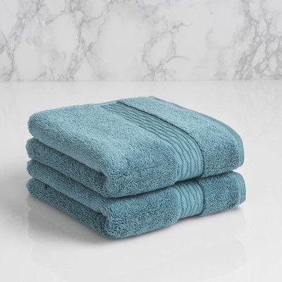 LOFT by Loftex Innovate Hand Towel Color: Bluemoon