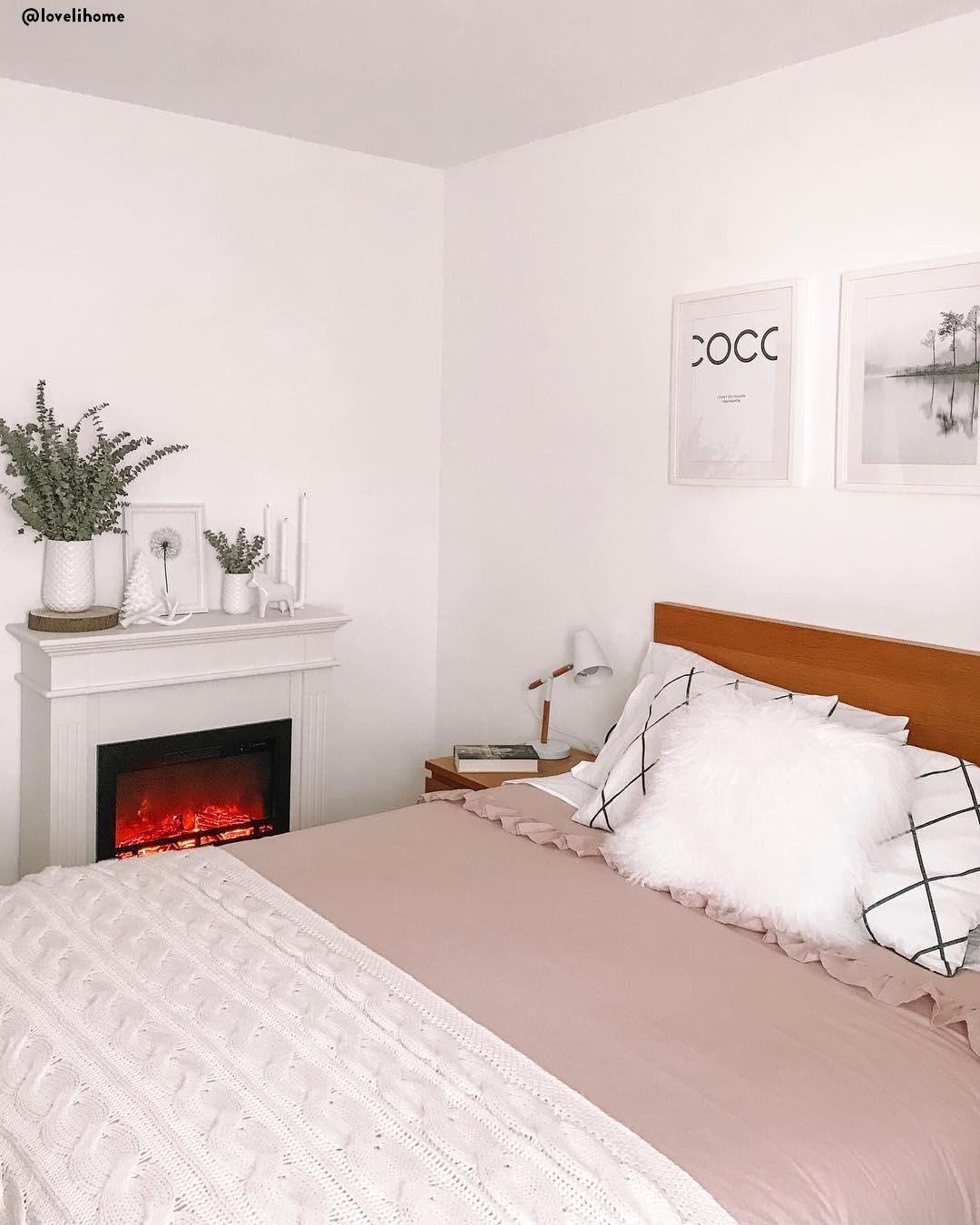 Sweet Dreams! In diesem wunderschönen Schlafzimmer sind