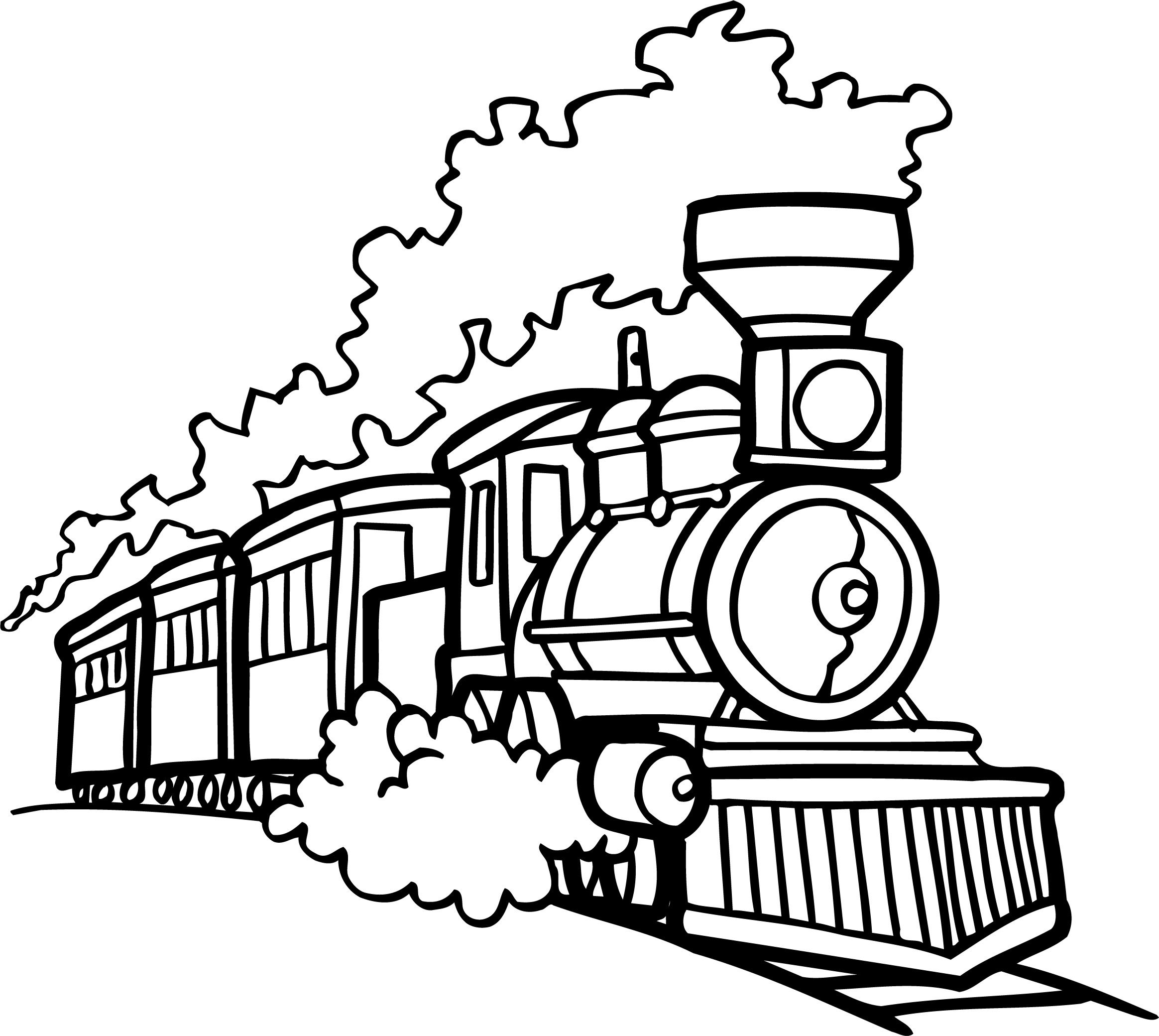 Train Vector Cartoon Art Designs Compilation We Are Currently