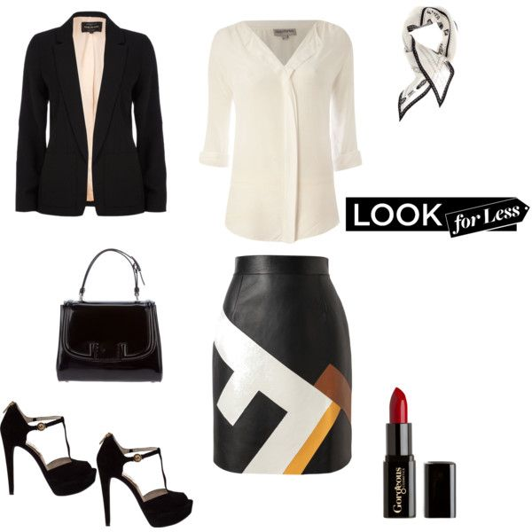 """""""Look for Less"""" by francy78 on Polyvore"""