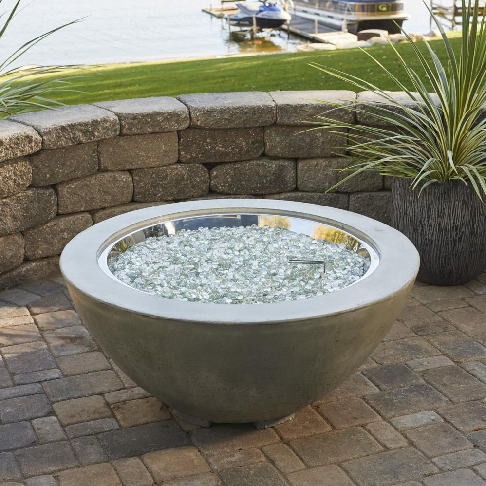 "The Outdoor GreatRoom Company Cove 42"" Round Natural Gas"