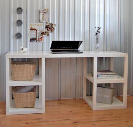 Images of kids desk stations for 3 ana white build a for Easy diy desk