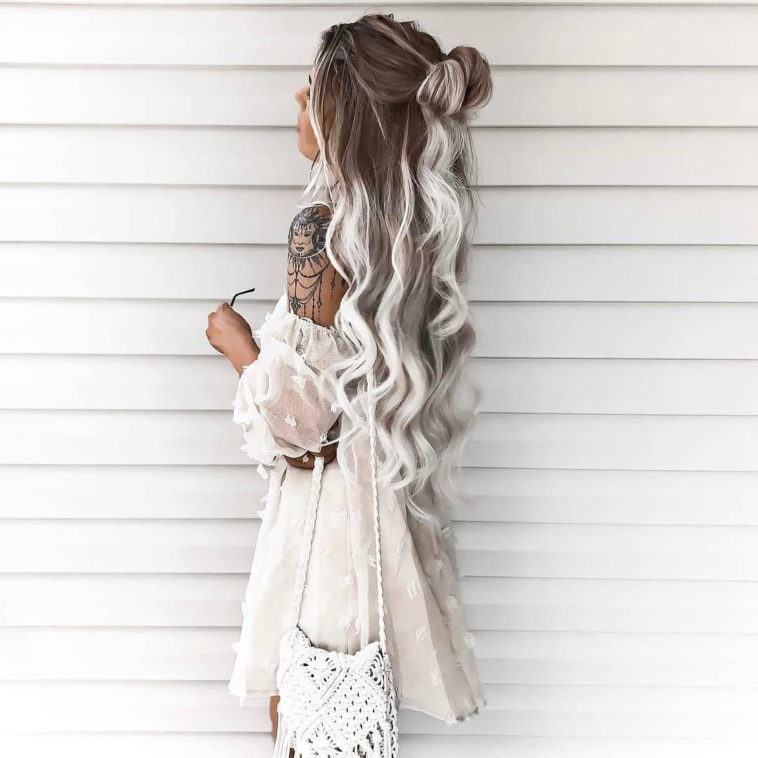 Love it credit kelsrfloyd hair estyle pinterest hair coloring