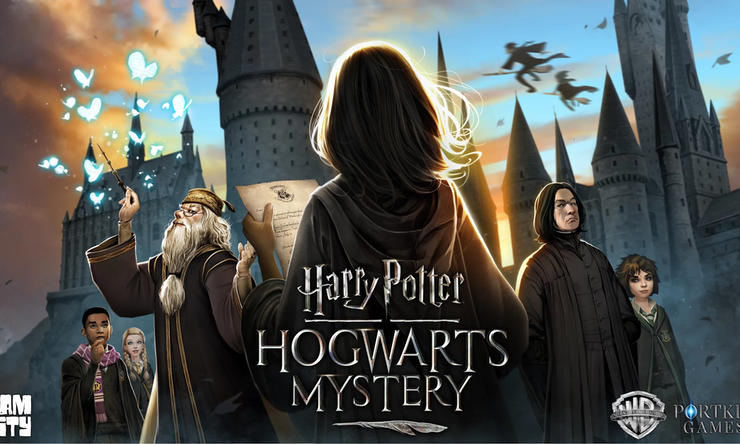 The Harry Potter Hogwarts Mystery Mobile Game Trailer Is About To Make You Lose Your Muggle Mind Hogwarts Mystery Harry Potter Rpg Hogwarts