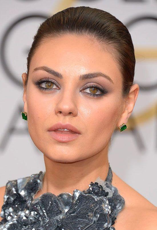 Get Mila Kunis Makeup Look At 2014 Golden Globes - Makeup -8383