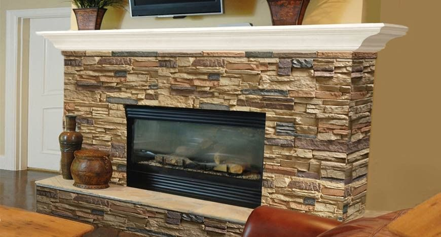 Fireplace Tiles Our Faux Stone