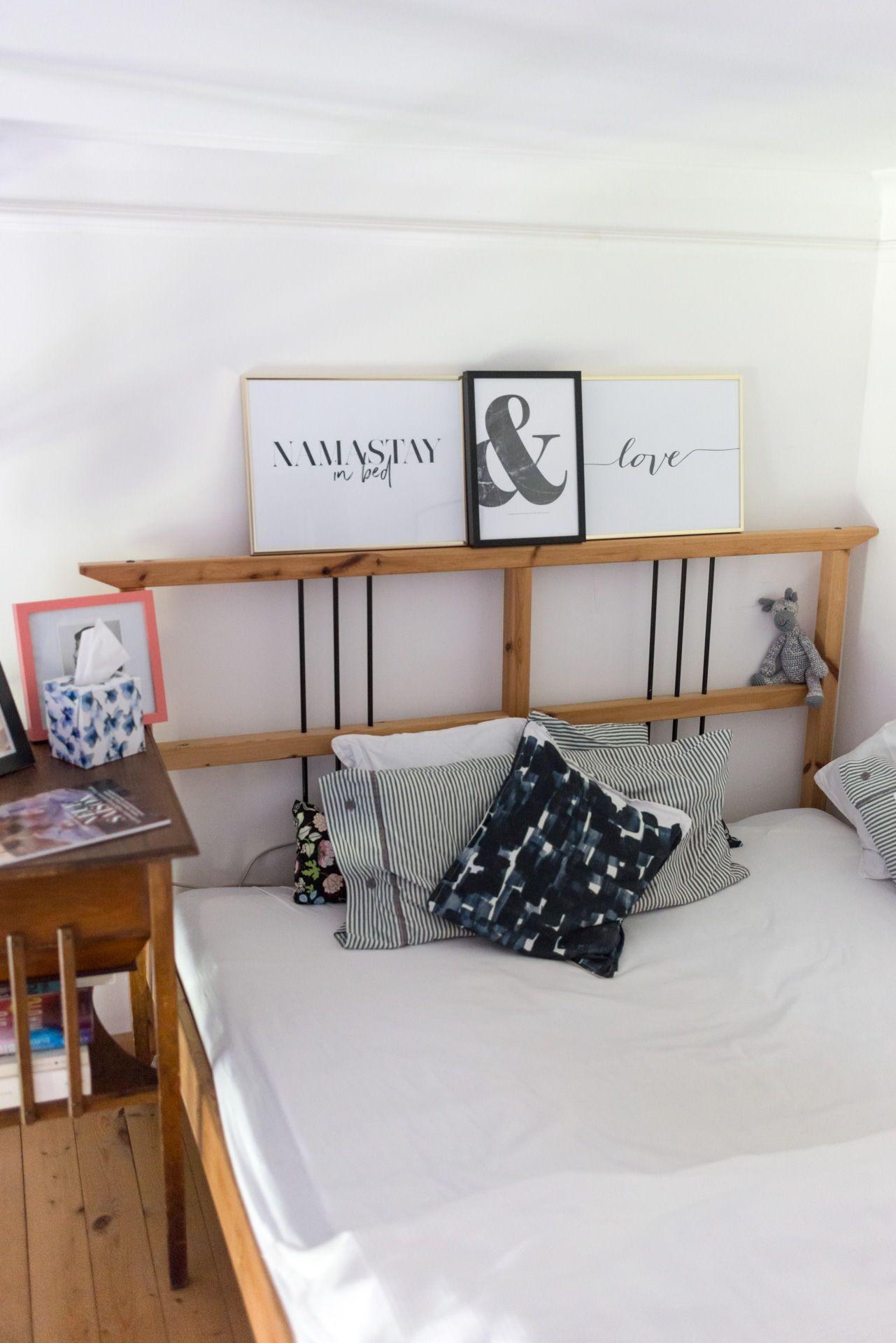 Schlaf und Ankleidezimmer RoomTour Schnelle