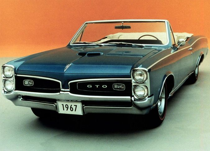 Pontiac GTO American Muscle Cars Review and Pictures ~ CARS NEVER DIE