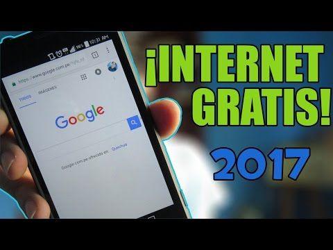 Como Tener Internet Gratis En Android 2018 Youtube Como Tener Internet Trucos Para Whatsapp Trucos Para Celulares